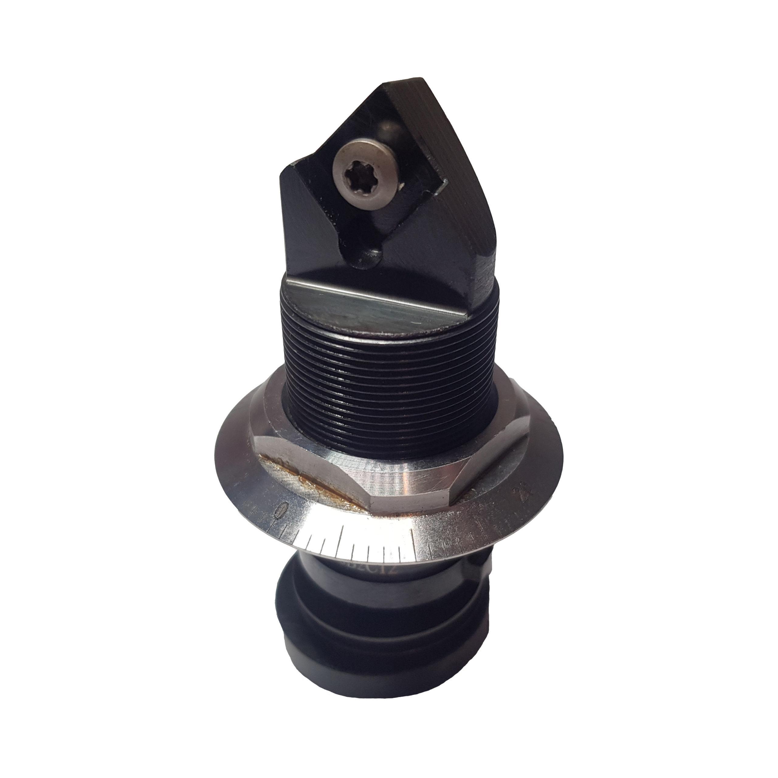 Image of Microbore ISO 80° Rhomboid Indexable Unit M10B2C12-80
